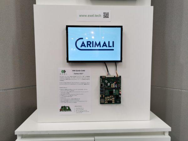 CRM05 - HMI linux